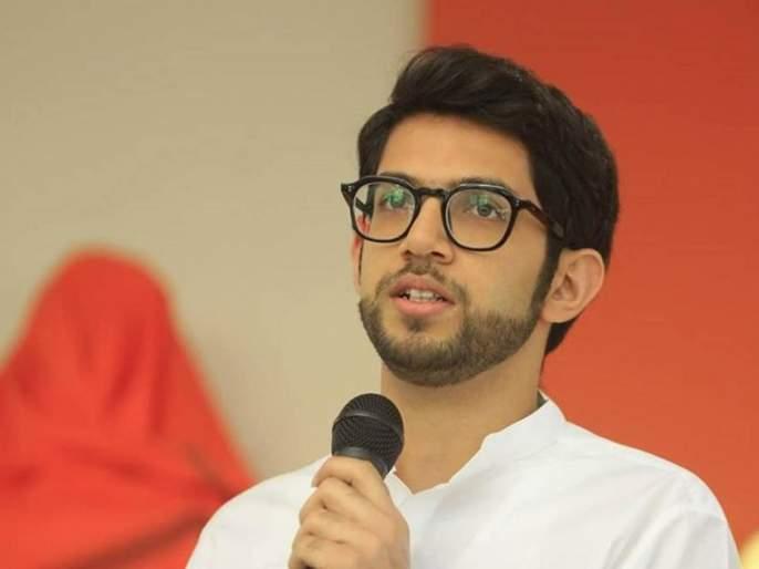 Aditya made a pitch for Thackeray; Starting from Jan Yashan | आदित्य ठाकरेंसाठी खेळपट्टी तयार; उद्यापासून जन आशीर्वाद यात्रेला सुरुवात