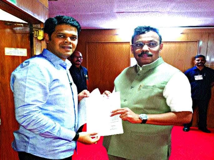 Enroll in the Directorate of Technical Education, Vinod Tawde | तंत्रशिक्षण संचालनालयामार्फत प्रवेश व्हावेत, विनोद तावडे यांना साकडे