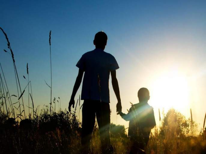 husbands wants a son ; But do not want a mother who can handle it   नवरोबाला वंशाचा दिवा हवा; मात्र त्याला सांभाळणारी आई नको