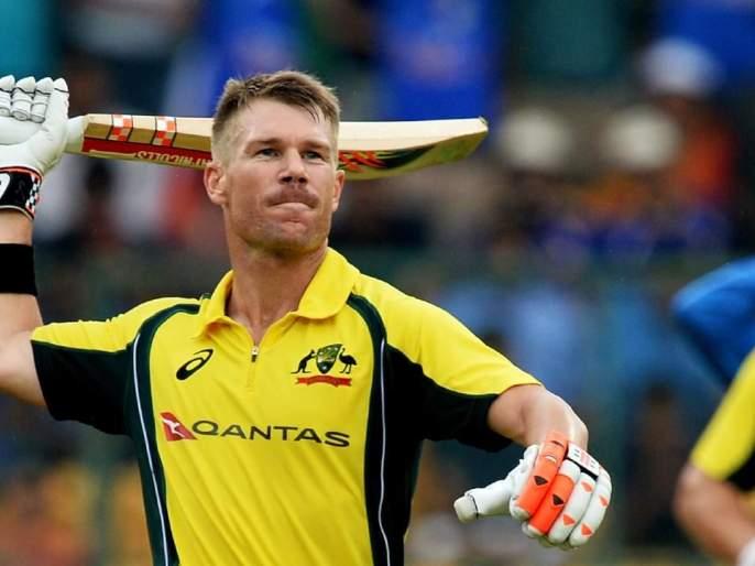 IPL : David Warner received the captaincy gift after a one-year ban from Sunrisers Hyderabad team | एका वर्षाच्या बंदीनंतर डेव्हिड वॉर्नरला मिळाले कर्णधारपदाचे गिफ्ट