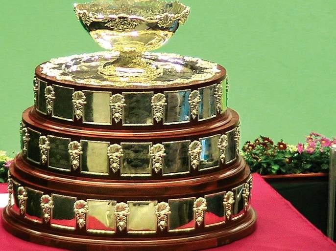 Davis Cup Tennis: ITF rejects Pak's appeal   डेव्हिस चषक टेनिस : आयटीएफने पाकचे अपील फेटाळले
