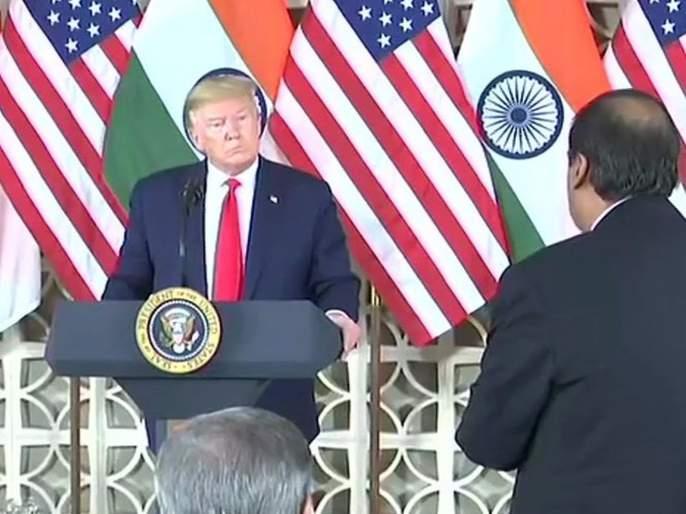 'Do not be afraid, I am with you'; Donald Trump backing to Reliance's Mukesh Ambani | 'भिऊ नकोस, मी तुझ्या पाठीशी आहे'; मुकेश अंबानींना डोनाल्ड ट्रम्प यांचे मोठे आश्वासन
