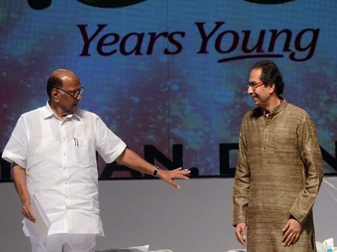 NCP's Mission Mumbai; In preparation for fight against Shiv Sena in mumbai election   राष्ट्रवादीचे मिशन मुंबई; पालिका निवडणुकीत शिवसेनेला धक्का देण्याच्या तयारीत