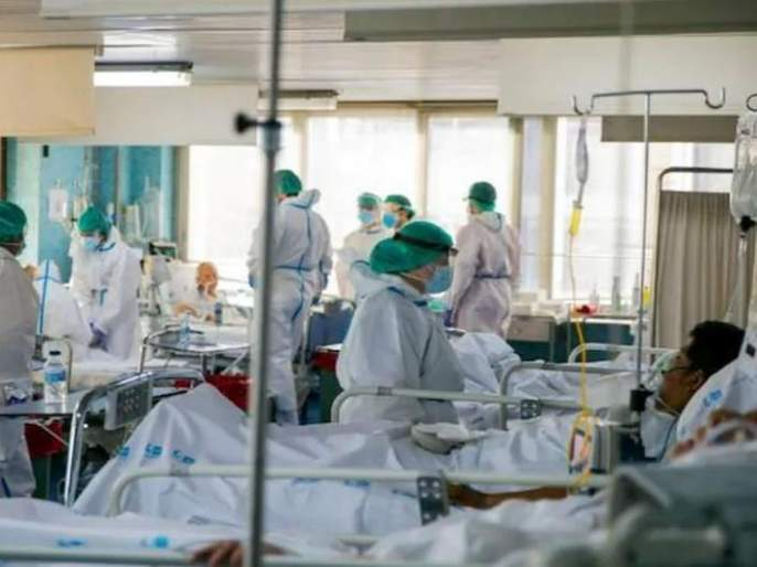 CoronaVirus Live Updates India reports 1,61,736 new #COVID19 cases 879 deaths in last 24 hours   CoronaVirus Live Updates : वाढता वाढता वाढे! गेल्या 24 तासांत कोरोनाचे 1,61,736 नवे रुग्ण, 879 जणांचा मृत्यू