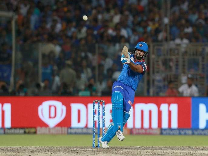 IPL 2019 DC vs RR live update, Delhi Capitals VS Rajasthan Royals Match Score, Highlight, news in Marathi | IPL 2019 DC vs RR : राजस्थान रॉयल्सने गाशा गुंडाळला, दिल्लीचा विजय