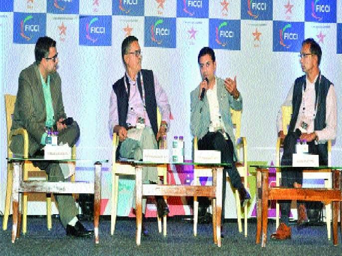 'FICCI frame 2018': Print media will continue to grow - Devender Darda | 'फिक्की फ्रेम २०१८' : प्रिंट मीडिया वाढतच राहणार - देवेंद्र दर्डा