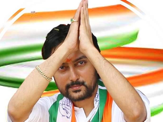 Maharashtra Election 2019 : Dhiraj Deshmukh sick, hospitalized after suffering grief in election rally   Maharashtra Election 2019 : दु:खणं अंगावर काढल्यानं धीरज देशमुख आजारी, रुग्णालयात दाखल