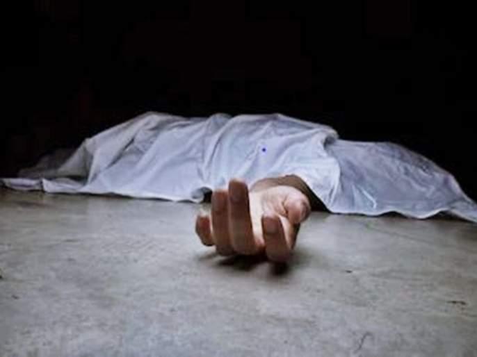 Chaos due to suspected laborer death: Gherao to Lakdganj station with dead body | मजुराच्या संशयास्पद मृत्यूमुळे हंगामा: मृतदेह घेऊन लकडगंज ठाण्यास घेराव