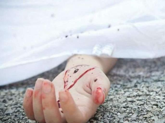 Bloody end of love marriage; Death of a women in Akola | प्रेमविवाहाचा रक्तरंजीत अंत; पतीने प्राणघातक हल्ला केलेल्या निशाचा मृत्यू