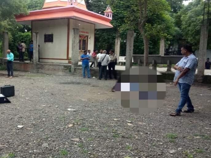 MNS activist Murder in Jalgaon | जळगावात मनसे कार्यकर्त्याची हत्या, परिसरात खळबळ