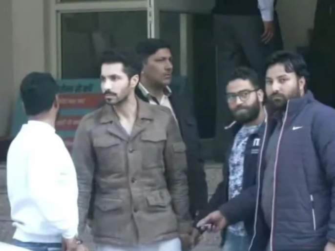 khalistan link revealed in initial questioning of sidhu and iqbal | दीप सिद्धू आणि इक्बाल यांची कसून चौकशी; खलिस्तानी संबंध उघडकीस