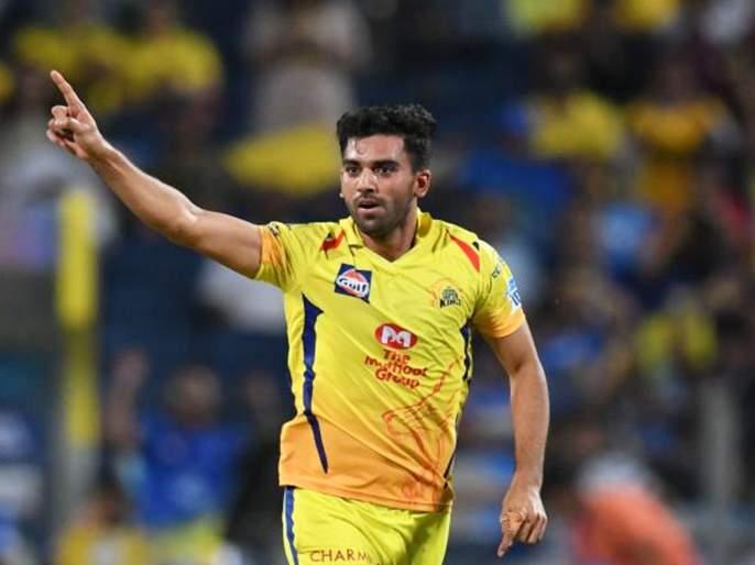 IPL 2021: Chennai Super Kings' winning streak; Punjab Kings defeated by 6 wickets | IPL 2021 : आला चहर, केला कहर!, चेन्नई सुपरकिंग्जची विजयी डरकाळी; पंजाब किंग्जचा ६ गड्यांनी पराभव