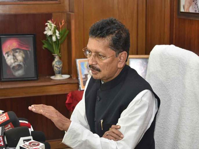 maharashtra election 2019 whole goa cabinet came to sawantwadi to defeat me says shiv sena leader deepak kesarkar | Maharashtra Election 2019: '...म्हणून माझ्या पराभवासाठी गोव्याचं पूर्ण मंत्रिमंडळ आलंय'