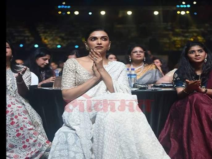 Lokmat Maharashtrian of the Year 2019: Deepika Padukon wins Lokmts maharashtriyan Of the year Award | LMOTY 2019: प्रसिद्ध अभिनेत्री दीपिका पादुकोण यांना 'महाराष्ट्रीयन ऑफ द इयर' पुरस्कार