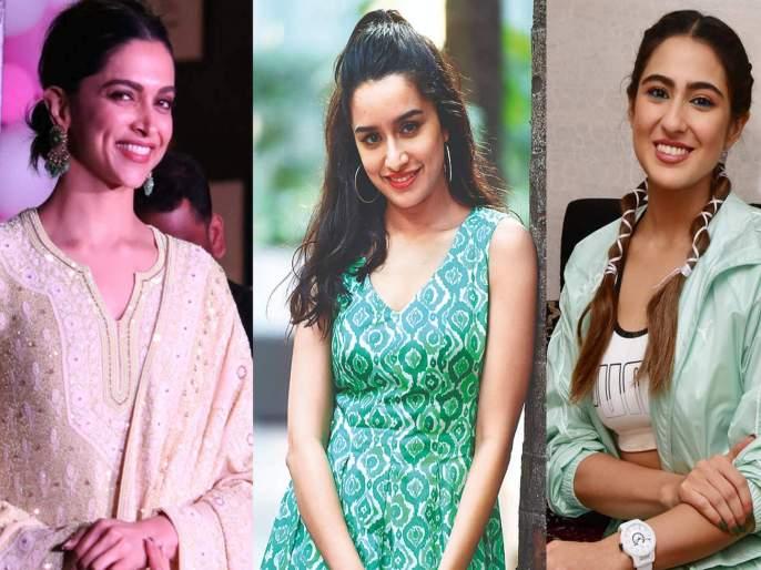 NCB summons to Deepika Padukone Sara Ali Khan Shradhha Kapoor Rakul Preet Singh | दीपिका, सारा, श्रद्धासह ७ जणांना एनसीबीकडून समन्स; तीन दिवसांत हजर राहावं लागणार