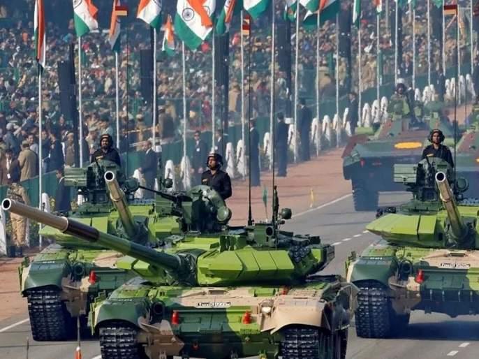 modi government bans import of 101 defense equipment items | १०१ संरक्षण उत्पादनांच्याआयातीवर २०२४ पर्यंत बंदी;राजनाथसिंह यांची घोषणा
