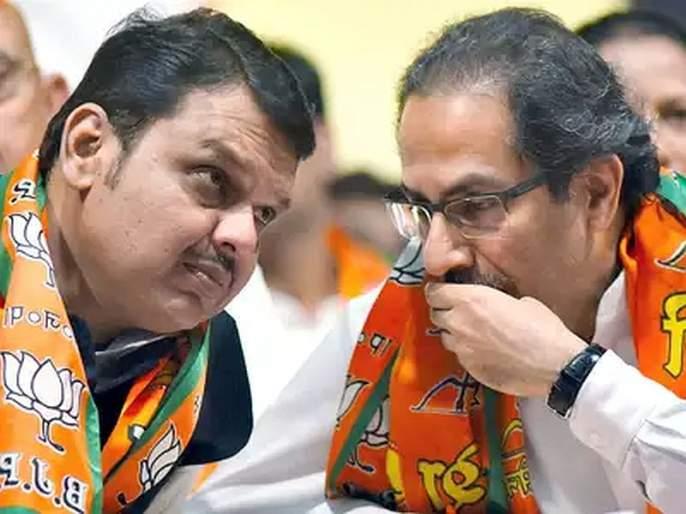 politics in the North Maharashtra only for the number game between shiv sena and bjp at nashik   'नंबर गेम'साठी उत्तर महाराष्ट्रातच युतीत शह-काटशहचे राजकारण