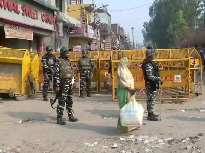 Delhi Violence A total of 7 deaths were reported - 1 police personnel and 6 civilians lost their lives | Delhi Violence : दिल्लीतील हिंसाचाराची आग थांबेना, मृतांचा आकडा पोहोचला सातवर