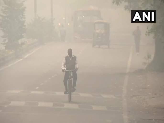 Air Pollution And Smog In Delhi Again Two Days May Trouble   दिल्ली-एनसीआरमधील प्रदूषणाची पातळी धोकादायक!