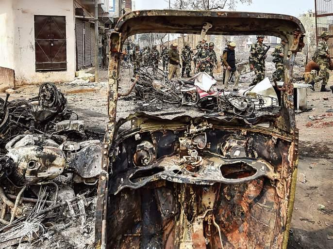 Delhi Violence Death toll in northeast Delhi rises to 27 situation under control in many areas | Delhi Violence: ईशान्य दिल्लीतील मृतांची संख्या २७; परिस्थिती नियंत्रणात, तणाव कायमच