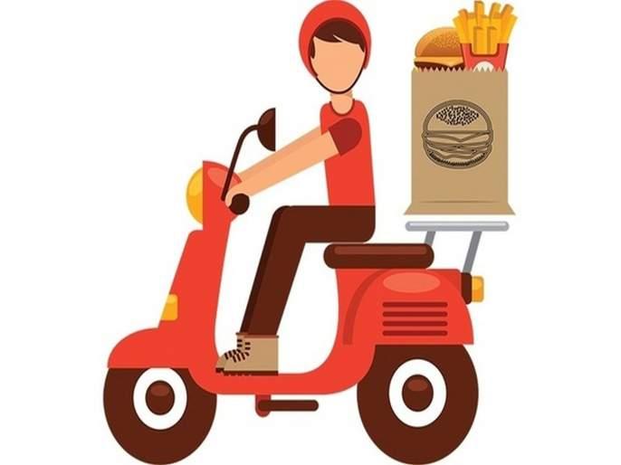 Action against seventeen thousand delivery boys in Mumbai   मुंबईतील सतरा हजार डिलिव्हरी बॉइजवर कारवाई