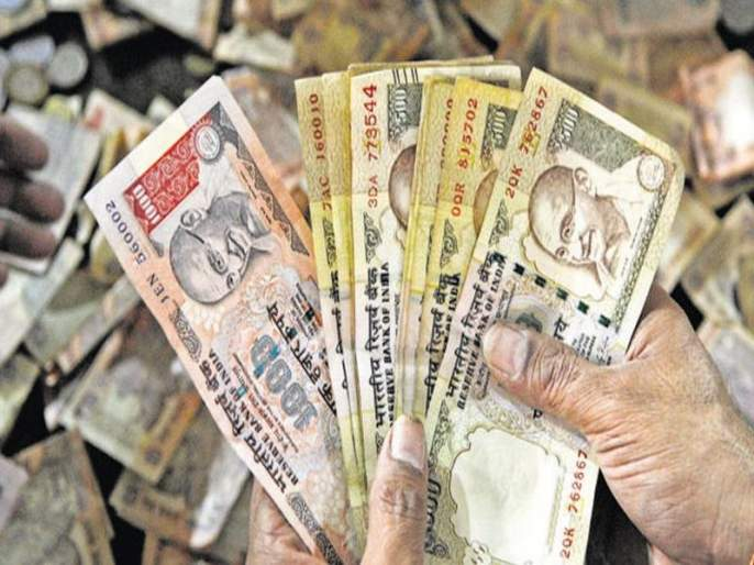 found 1 crore old currency in Shirur area   १ कोटी किंमतीच्या जुन्या नोटा जप्त केल्यानेशिरूर परिसरात खळबळ