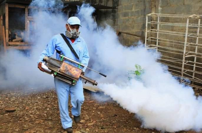 Health department up for dengue control! | डेंग्यूवर नियंत्रणासाठी आरोग्य विभाग सरसावला!