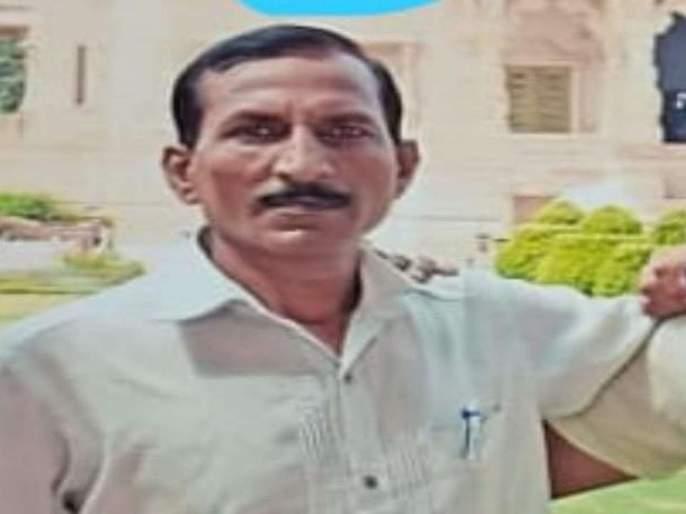 Police officer's death in road accident | अज्ञात वाहनाच्या धडकेत पोलीस कर्मचाऱ्याचा जागीच मृत्यू