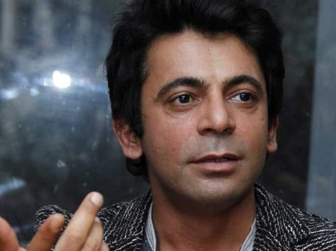 salman khan and katrina kaif talks about co-star of bharat sunil grover | सुनील ग्रोव्हर बनला सलमान खान व कतरीना कैफचा 'गुरू'!