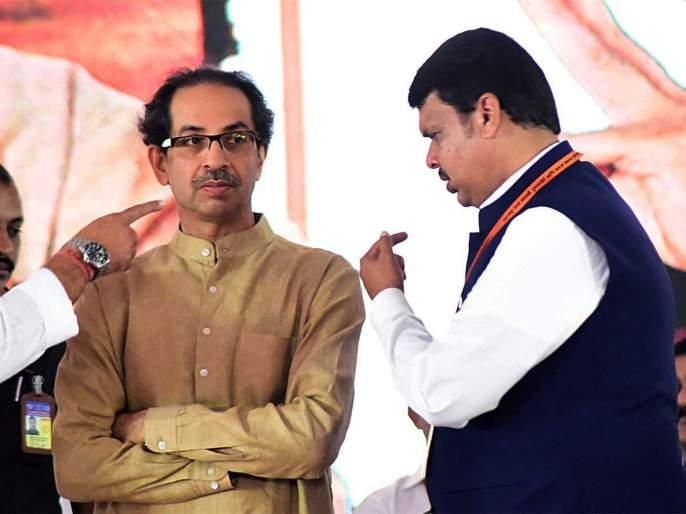 Shiv Sena is not Maharashtra bjp leader devendra fadnavis slams ruling party | शिवसेना म्हणजे महाराष्ट्र नव्हे; 'महाराष्ट्रद्रोहा'वरून फडणवीसांनी सुनावलं