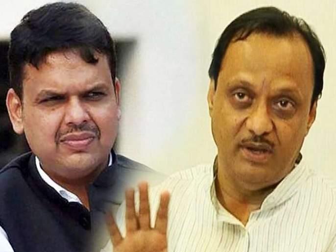 Fadnavis said that the establishment of power with Ajit pawar | देवेंद्र फडणवीसांनी सांगितलं अजितदादांसोबत रातोरात सत्ता स्थापन करण्याचं कारण!