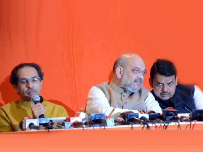 Maharashtra Election 2019: Devendra Fadnavis met Amit Shah; BJP not to share CM post with Shiv Sena | 'नाय, नो, नेव्हर'... अमित शाह - देवेंद्र फडणवीस भेटीनंतर भाजपाला शिवसेनेविरोधात नवी 'पॉवर'