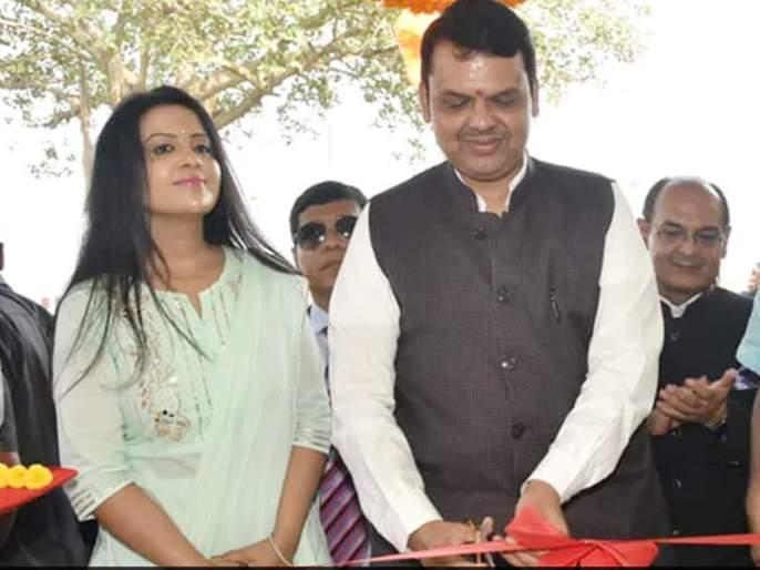 Maharashtra Assembly Election 2019 : Mrs CM says, the next five years of development | Maharashtra Assembly Election 2019 :मिसेस सीएम म्हणतात, पुढील पाच वर्षदेखील विकासाचीच