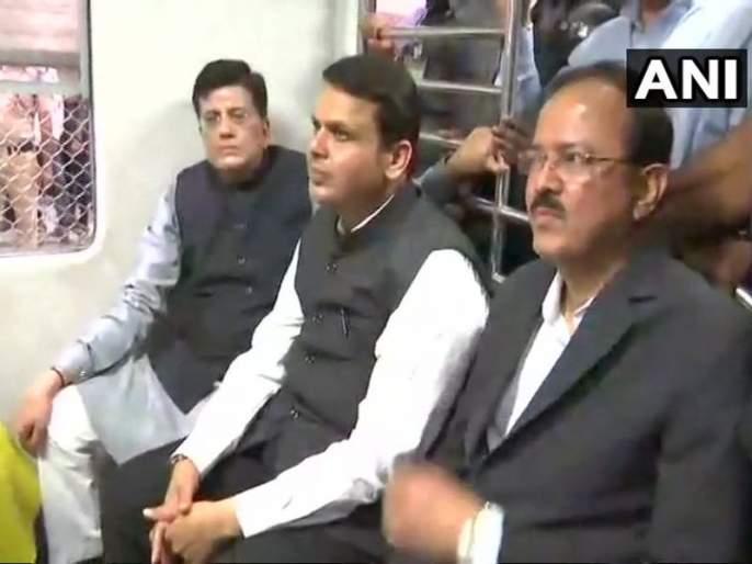 Chief Minister's denial to prevent three ministers from work | विखेंसह तीन मंत्र्यांचे कामकाज रोखण्यास मुख्यमंत्र्यांचा नकार