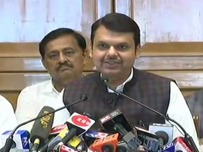 Breaking: Devendra Fadnavis big statement on CM Post for two and a half years! | महाराष्ट्र निवडणूक 2019 : अडीच वर्षांच्या मुख्यमंत्रिपदाबाबत देवेंद्र फडणवीस यांनी केला मोठा गौप्यस्फोट!