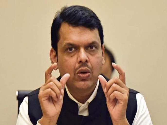 CoronaVirus : If the government does not take action, we will hold a meeting with the Governor- Fadnavis | CoronaVirus : सरकार कारवाई करणार नसेल तर राज्यपालांकडे बैठक लावू- फडणवीस