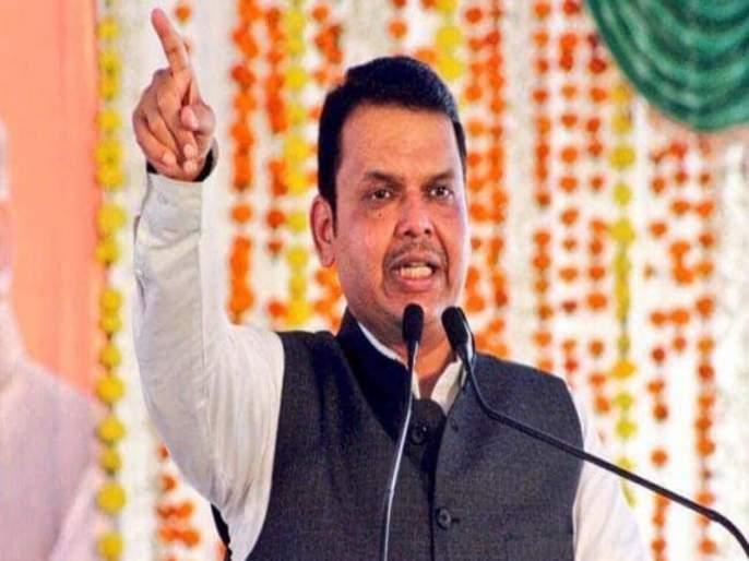 Maharashtra Elecion 2019 : Sharad Pawar's condition same OF sholey cinema jailer | Maharashtra Elecion 2019 : शरद पवारांची अवस्था 'शोले'तील जेलर सारखी : मुख्यमंत्र्यांकडून बोचरी टीका