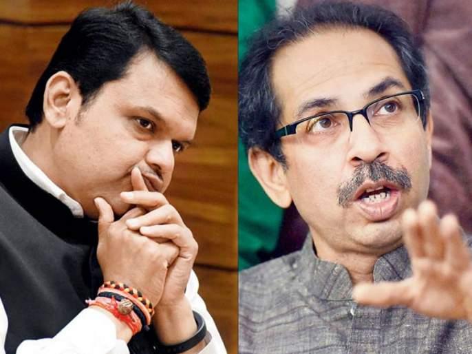 uddhav thackeray slams devendra fadnavis over 43 seats in maharashtra | 'राजकीय अतिसाराने सत्ताधार्यांची बुद्धी व मन गोठले', 'सामना'तून भाजपावर सडकून टीका