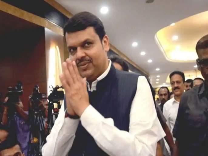 Devendra Fadnavis said on the controversial statement of Waris Pathan   वारिस पठाण यांच्या वादग्रस्त विधानावर देवेंद्र फडणवीस म्हणाले...