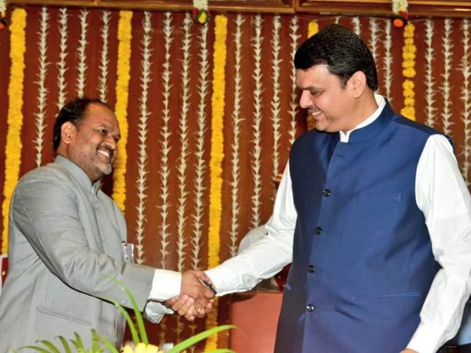 One step behind Mahadev Jankar demand Fourteen seat | जानकरांचं एक पाऊल मागे; ५७वरून आले १४ जागांवर