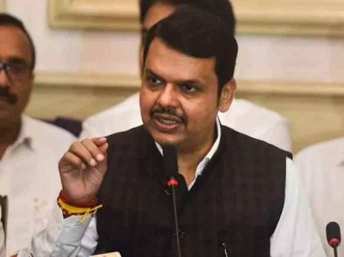 i will come back if our leadership decides says bjp leader devendra fadnavis | ...तर 'मी पुन्हा येईन'; फडणवीसांकडून घोषणेचा पुनरुच्चार