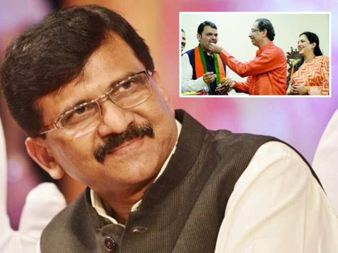 Coronavirus in Maharashtra: Devendra Fadnavis should stand with Uddhav Thackeray: Sanjay Raut ajg   'मातोश्री'वर साबुदाणा खिचडी, वडे खाण्याइतके मधुर संबंध असताना टोकाची भूमिका का?; राऊतांचा फडणवीसांना सल्ला