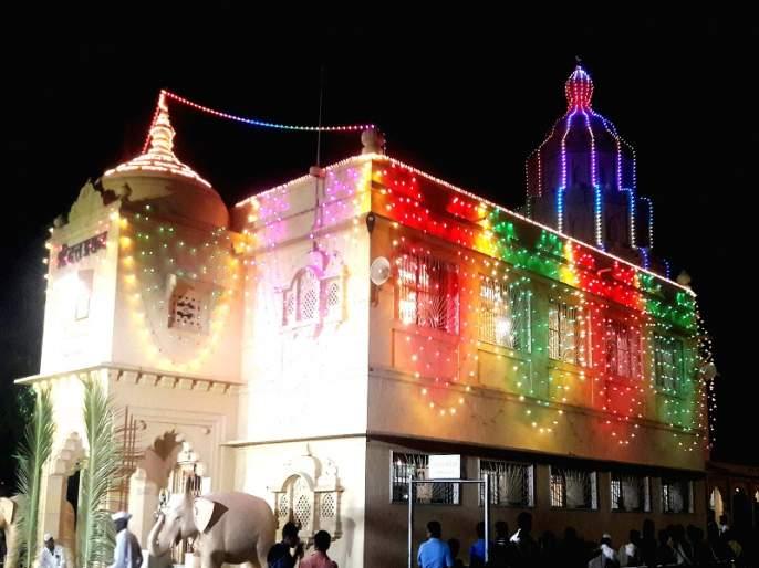 Duttjayanti celebrations begin at Devgad; Various events that will run from 1st December   देवगड येथे दत्तजयंती सोहळ्यास प्रारंभ;१२ डिसेंबरपर्यंत चालणार विविध कार्यक्रम