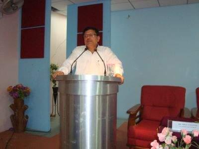 Great opportunity to make India progress in manufacturing: Dr. Devsarkar | भारताला उत्पादन क्षेत्रात प्रगती साधण्याची मोठी संधी- डॉ. देवसरकर