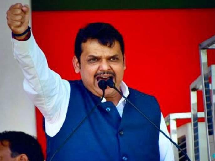 'Pawar's team ends, our team will work in the state now', CM devendra Fadanvis says in solapur | 'पवारांची टीम संपली, आता राज्यात आमचीच टीम काम करणार'