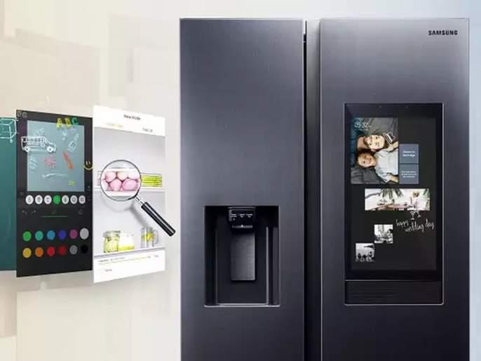 Samsung's offer on the fridge! smartphone of 38000 free; 9,000 cashback | सॅमसंगची फ्रिजवर ऑफर! 38 हजारांचा स्मार्टफोन मोफत; 9 हजारांचा कॅशबॅकही
