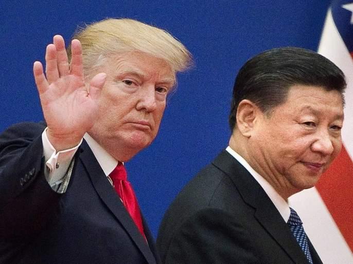 US action on China after India; TikTok, Wechat ban orders by donald trump | भारतानंतर चीनवर अमेरिकेची कारवाई; TikTok, Wechat बंदीचे आदेश