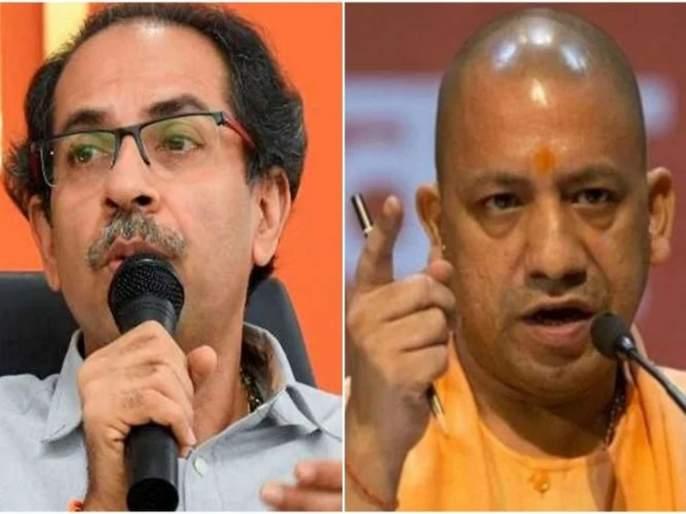 Marathi cinema will be made Uttar Pradesh film City; Challenge to Uddhav Thackeray   उत्तर प्रदेशमध्ये फिल्मसिटीच नाही, तर मराठी सिनेमेही बनवणार; उद्धव ठाकरेंना प्रतिआव्हान
