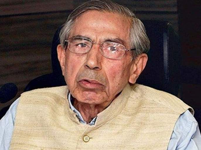 Ved Marwah, former Police Commissioner of Delhi passed away in goa | दिल्लीचे माजी पोलीस आयुक्त, तीन राज्यांचे माजी राज्यपाल वेद मारवाह यांचे निधन