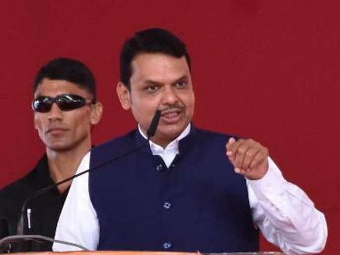 CM forecasts Indapur's vidhan sabha election; 'Ticket' announced without speaking by devendra fadanvis | इंदापूरच्या निकालाबाबत मुख्यमंत्र्यांचं भाकित; न बोलता जाहीर केलं 'तिकीट'